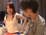 Iroha Sogara enjoys a tasty cock for sucking picture 13