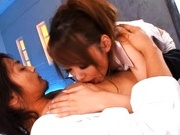 Eri Ouka Naughty Japanese model is fucked in all positions