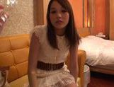 Meru Ayase Fucks A Stranger In Her Schoolgirl Outfit picture 15