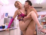 Asami Ogawa fucks for the shop´s cameraasian chicks, asian pussy}