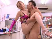 Asami Ogawa fucks for the shop´s cameraasian anal, asian babe}