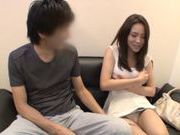 Asian teen Karen Aoki hot pussy licking in exchange for good cock sucking