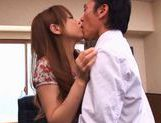 Akiho Yoshizawa pretty Asian model enjoys hot dirty sex picture 12
