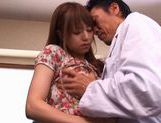 Akiho Yoshizawa pretty Asian model enjoys hot dirty sex picture 14