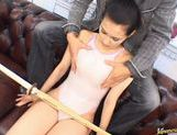 Maria Ozawa Japanese model gets her pussy and tits fondled picture 11