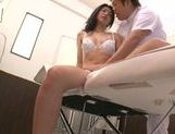 Lovely Japanese teen Norika Serizawa adores rear fuck picture 9