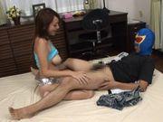 Reon Otoha likes deep penetration