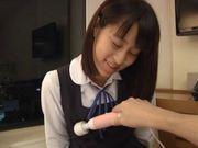 Yuika Seno pussy fingering