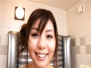 Ai Sakura's Bath Time Fun