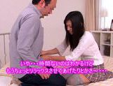 Lovely Nana Ogura wild pussy stimulation and ass licking picture 4