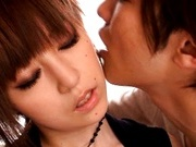 Kanon Imai Naughty Asian chick fucks in a dirty hotel