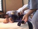 Peachy AV hottie Kirara Asuka teased by toys gets plowed picture 11