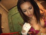Maria Ozawa receives a nasty facial picture 7