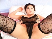 MILF Pussy Takes Everything Inside Of It For Fun
