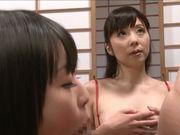 Sex dolls Kimika Ichijou and Nozomi Hazuki please mature dude