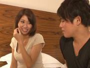 Beautiful AV milf Nanako Kimura is fond of tough shagging