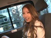 Delicious Asian teen Rin Aika gets entranced of hard banging