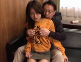 Saki Yano fucked nicely from behind! picture 13