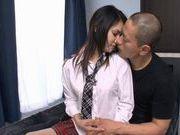Maria Ozawa's Tight Pussy Milks Him Dry For A Creampie