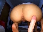 Solo masturbation session with amazing AV Model