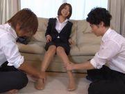 Yuna Hasegawa wild pussy pleasures