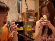 Sexy Japanese girl Yui Tatsumi makes steamy sex