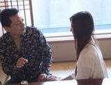 A Double Facial For Maho Uruya After A Threesome picture 10