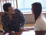 A Double Facial For Maho Uruya After A Threesome picture 11