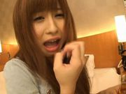 Cocomi Naruse gets a nice creamed pussy!