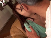 A Great Blowjob And Tit Fucking Earns Rin Aoki A Cumshot