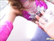 Two MILF Lesbians Get Each Other Off With Vibrators