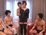 Wild Orgy with Tomoka Minami picture 4