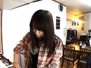 Yuu Shinoda Hot Asian chick in sexy school uniform