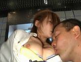 Clothed Babe Ameri Ichinose Screws A Thick Dick picture 11