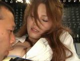 Clothed Babe Ameri Ichinose Screws A Thick Dick