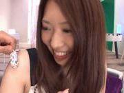 Kyoko Maeda Asian model enjoys a hard fucking