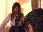 Teen Rina Kato Fucked By Her Teacher On Top Of His Desk