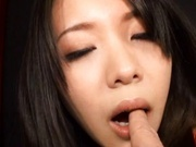 Horny Miku Asaoka enjoys a hard fucking!