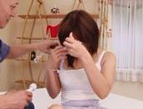Busty Teen Tomoka Minami Takes A Pounding And A Facial picture 6
