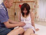 Busty Teen Tomoka Minami Takes A Pounding And A Facial picture 8