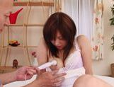 Busty Teen Tomoka Minami Takes A Pounding And A Facial picture 9