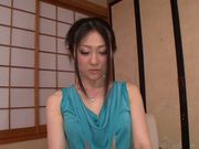 Hot Asian MILF Mayumi Chikazawa adores rear fuck