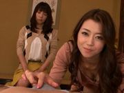Sweet Japanese Kamika Ichijou loves to share