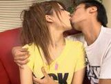 Risa Tuskino Pretty Asian model gets her snatch fingered