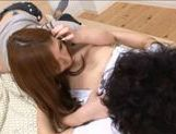 Big Titted Rider Natsu Ando Fucks Her Lover Silly picture 15