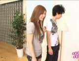 Big Titted Rider Natsu Ando Fucks Her Lover Silly picture 8