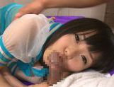 Japanese AV Model is a naughty teen in her school uniform  picture 6