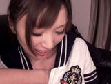 Saki Ayano hot college sex on tape picture 5