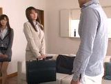 Hot Riho Nanase gets pounded in hardcore threesome