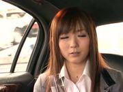 Hot Riho Nanase gets pounded in hardcore threesome